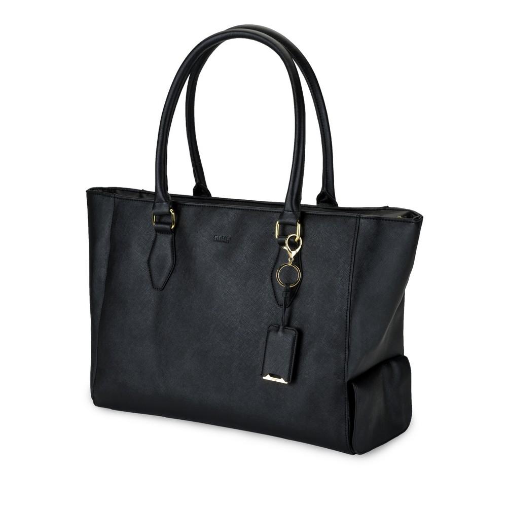 true Insulated Reusable Food Storage Bag - Black, Women's