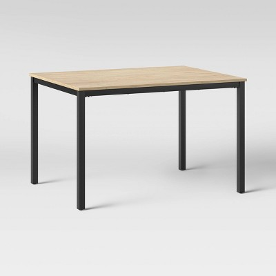 Loring Dining Table with Metal Legs - Project 62™