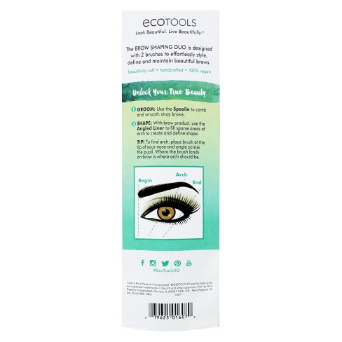 Brow Shaping Set 3PC by ecotools #20