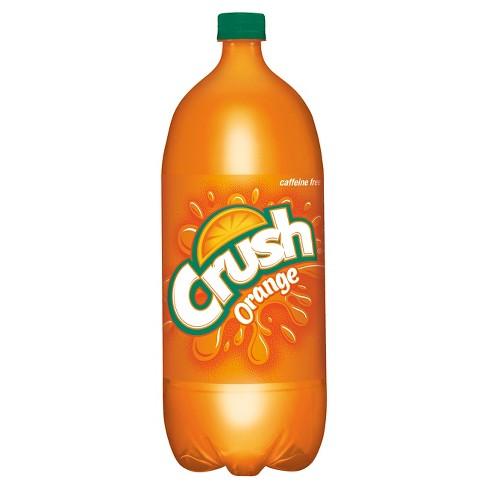 crush orange soda 2 l bottle target