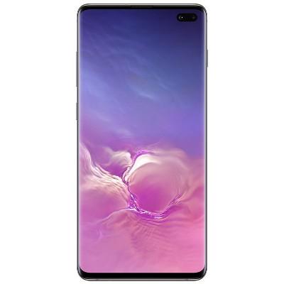 Samsung Galaxy S10 Plus 128GB ROM 8GB RAM G975 GSM Unlocked Smartphone - Manufacturer Refurbished