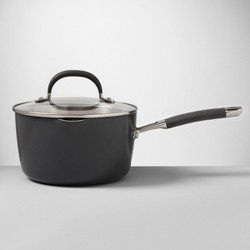 Ceramic Coated Aluminum Covered Saucepan - Made By Design™