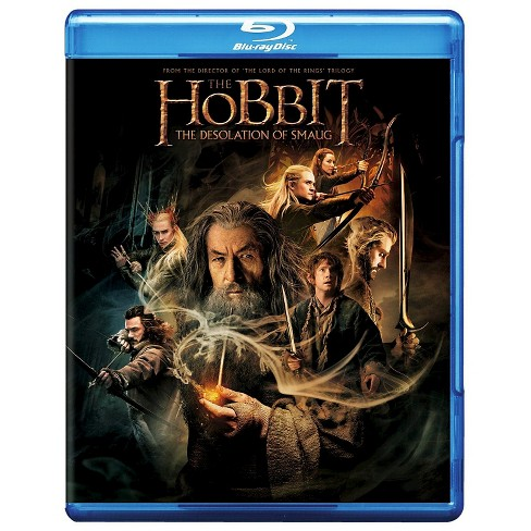 The Hobbit: The Desolation of Smaug (3 Discs) (Blu-ray/DVD) - image 1 of 1