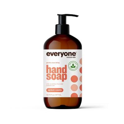 Everyone Apricot Vanilla Hand Soap - 12.75 fl oz
