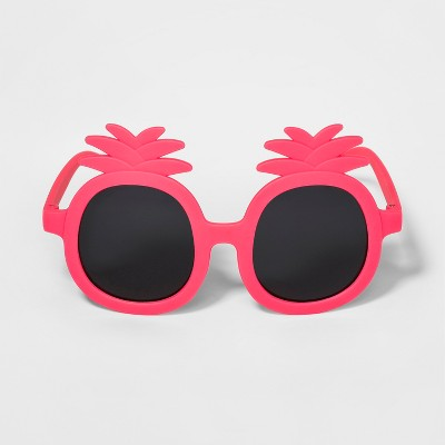5321e2d6e17 Girls  Pineapple Sunglasses - Cat   Jack™ Pink