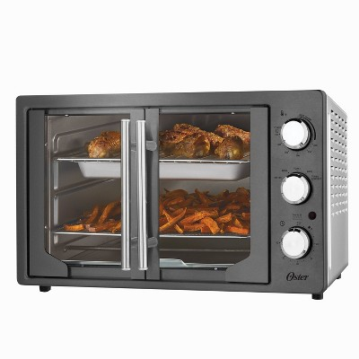 Oster Extra Large French Door Air Fryer Toaster Oven
