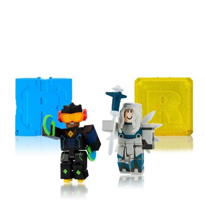 Roblox Action Collection - Easter Two Figure Bundle (Includes 2 Exclusive Virtual Items)
