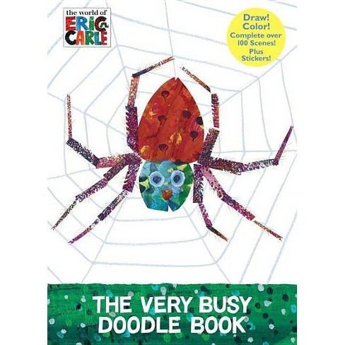 The Very Busy Doodle Book (Paperback) - image 1 of 1