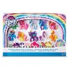 My Little Pony Toy Rainbow Road Trip Collection 10 Pack - image 2 of 2