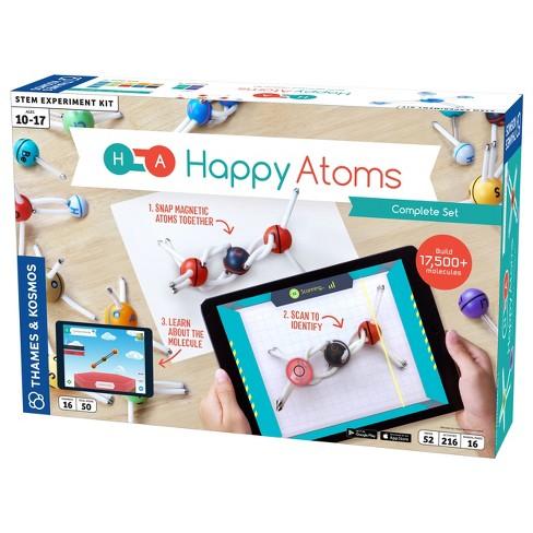 Thames & Kosmos Happy Atoms Experiment Kit