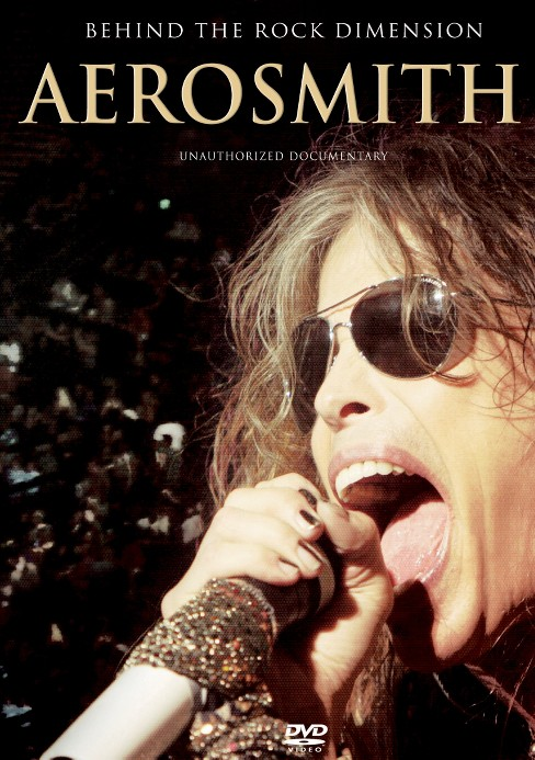 Aerosmith:Behind the rock dimension s (DVD) - image 1 of 1
