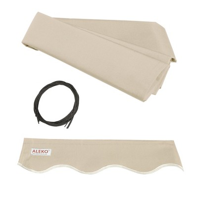 ALEKO Retractable Awning Fabric Replacement