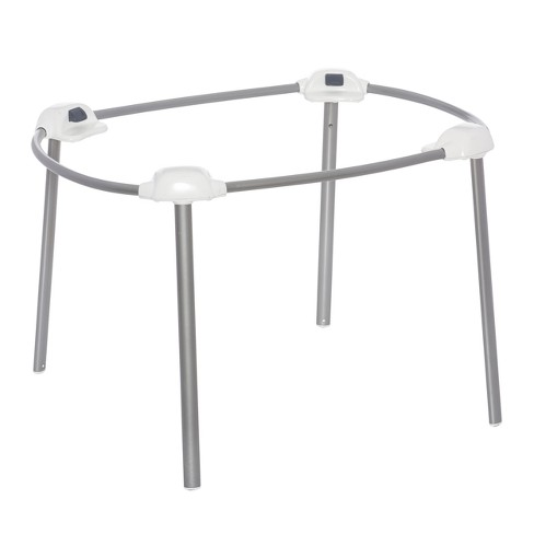 HALO Bassinest Portable Stand - Light Silver - image 1 of 4