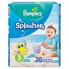 Pampers Splashers Disposable Swim Pants - Size S (20ct) - image 4 of 4