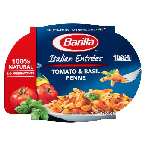 Barilla® Penne with Tomato & Basil Sauce 9oz - image 1 of 1