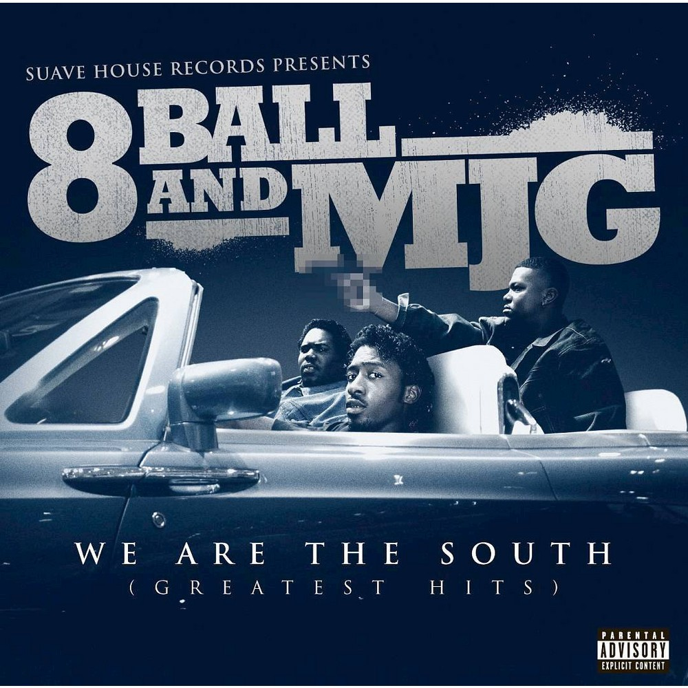 8ball & Mjg - We Are The South (Greatest Hits) (CD)