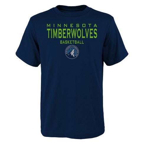 041e3a3423f NBA Minnesota Timberwolves Boys  Athleisure T-Shirt   Target