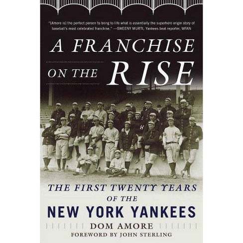 A Franchise on the Rise - by  Dom Amore (Hardcover) - image 1 of 1