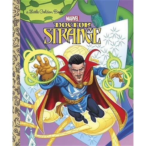 Doctor Strange Little Golden Book (Marvel: Doctor Strange) - by  Arie Kaplan (Hardcover) - image 1 of 1