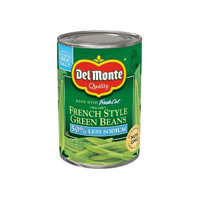 Del Monte French Style Green Beans - 14