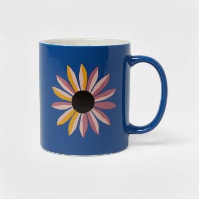 15oz Stoneware Sunflower Mug - Room Essentials™