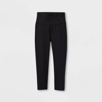 Girls' High-Waisted Capri Leggings - All in Motion™