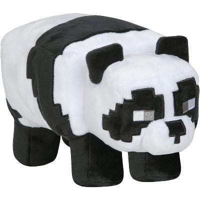 JINX Inc. Minecraft Adventure Series 9.5 Inch Plush | Panda