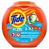 Tide PODS Clean Breeze Laundry Detergent Pacs - 42ct - image 3 of 3
