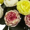 Nearly Natural Fancy Rose Silk Flower Arrangement - image 2 of 3