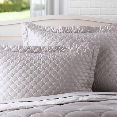 Quilted Pillow Sham - Nikki Chu