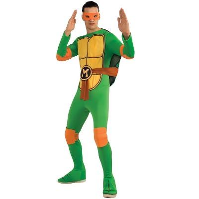 Rubies Teenage Mutant Ninja Turtles Michelangelo Adult Costume