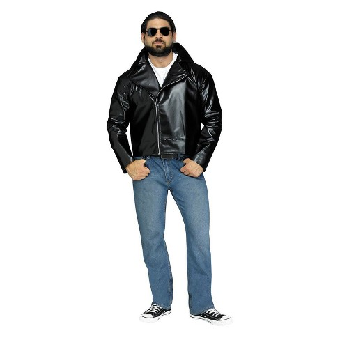 Greaser Men's Adult Costume Kit -One Size Fits Most - image 1 of 1