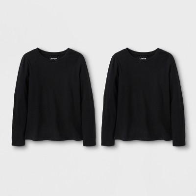 Details about  /Cat /& Jack Girl Toddler Black Unicorn Short Sleeve T-shirt 3T