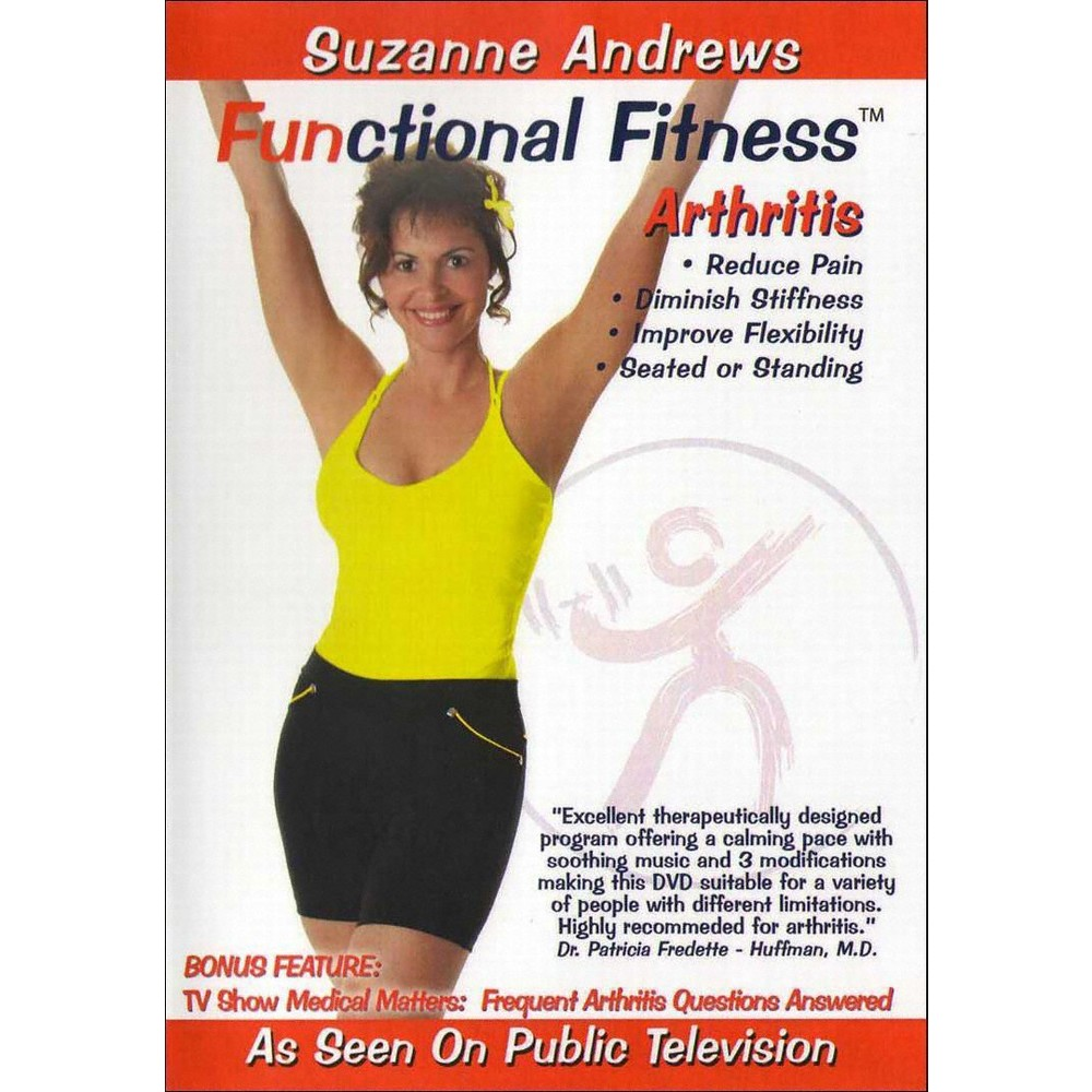 Functional Fitness:Arthritis (Dvd)