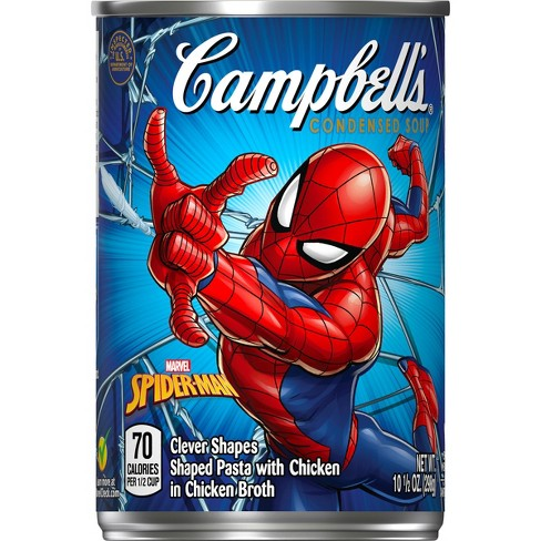 Campbell's® Condensed Marvel™ Spider-Man™ Healthy Kids Soup 10.5oz - image 1 of 15
