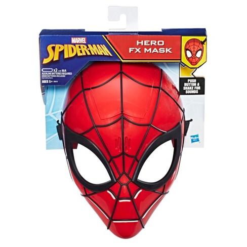 Marvel Spider Man Hero Fx Mask Target