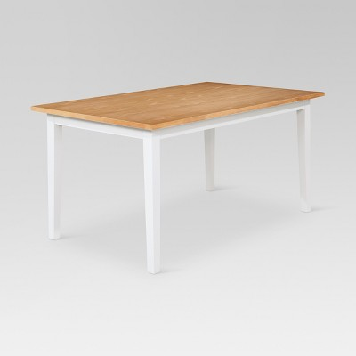 """Carey 60"""" Tapered Leg Dining Table - Threshold™"""