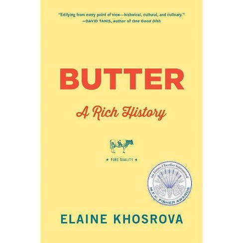 Butter - by  Elaine Khosrova (Paperback) - image 1 of 1