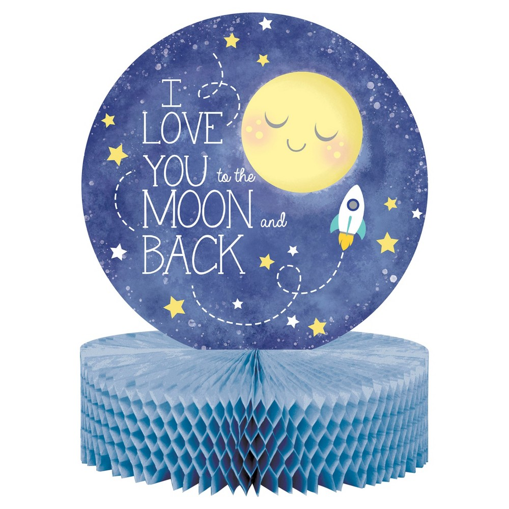 To the Moon and Back Centerpiece
