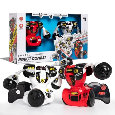 Sharper Image Remote Control Robot Combat - 2 pk