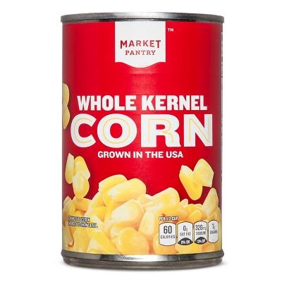 Whole Kernel Corn - 15.25oz - Market Pantry™
