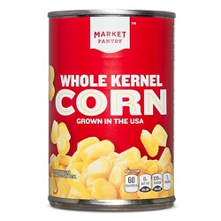 Whole Kernel Corn - 15.25oz - Market Pantry™