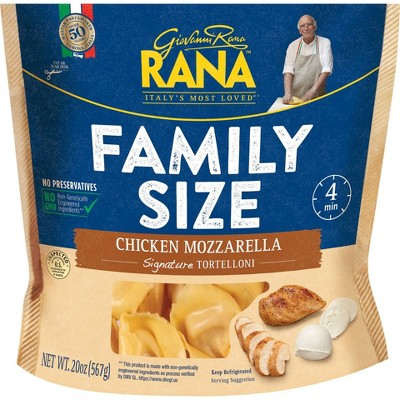 Rana Chicken Mozzarella Tortelloni - 20oz