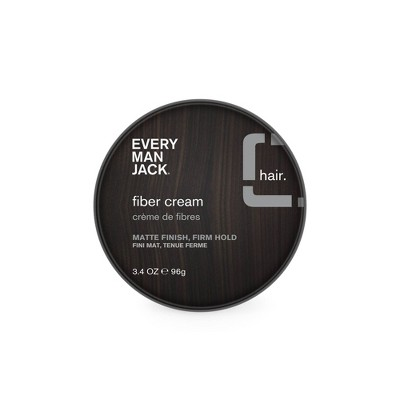 Every Man Jack Fiber Hair Cream - 3.4oz