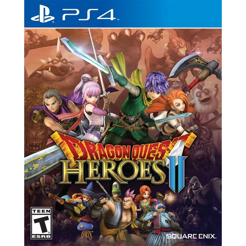 Dragon Quest: Heroes II - PlayStation 4 - image 1 of 9