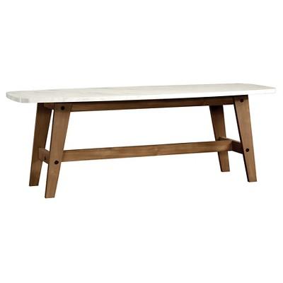 Soft Modern Coffee Table - Fine Walnut - Sauder