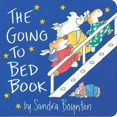 The Going to Bed Book ( Boynton Board Books) (Revised) by Sandra Boynton