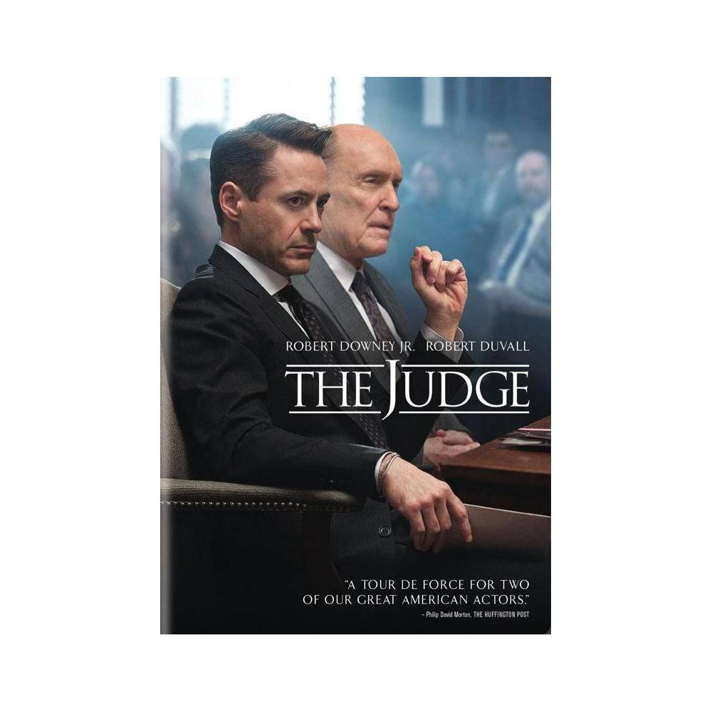 The Judge Dvd