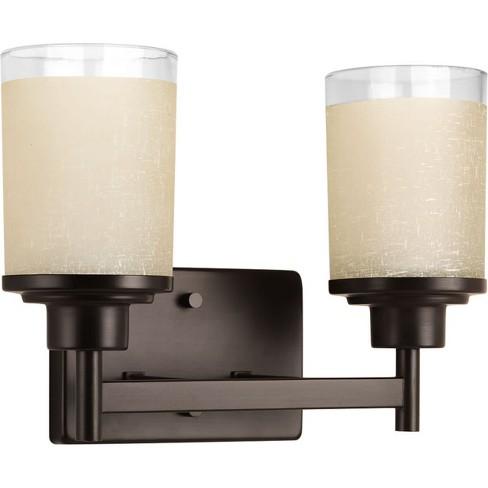 Progress Lighting P2977 Alexa 2 Light Bathroom Vanity