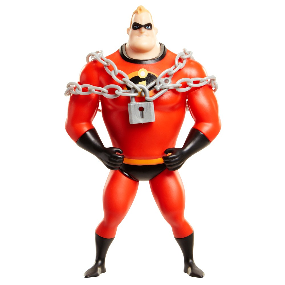 Incredibles 2 Chain Bustin' Mr. Incredible 6 Scale Action Figure